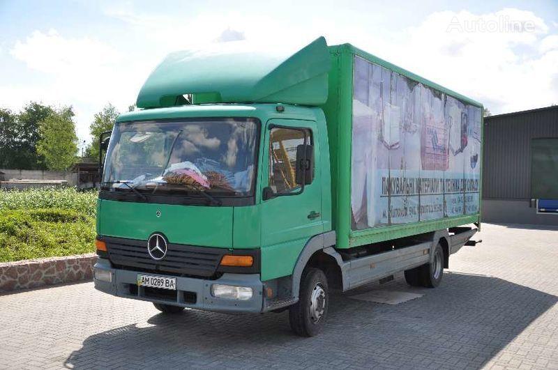 MERCEDES-BENZ Altego 815 camion fourgon