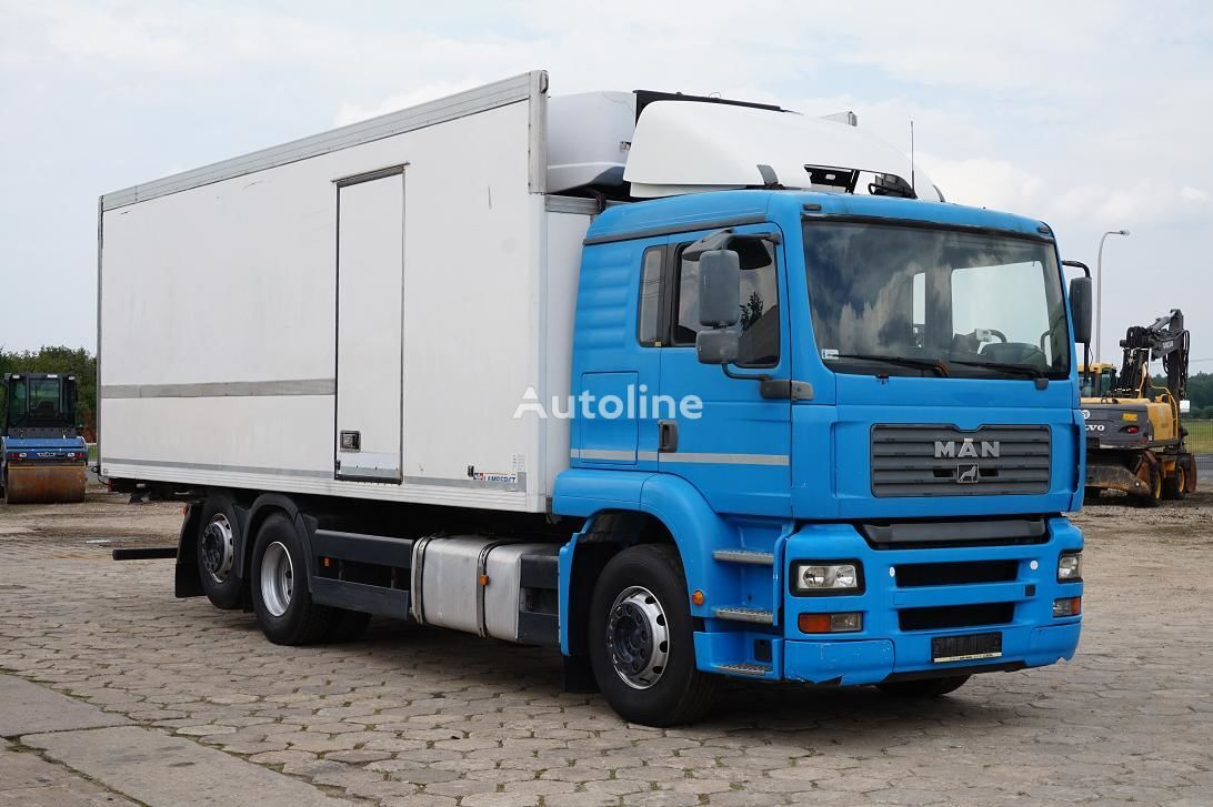 MAN TGA 26.313 camion frigorifique