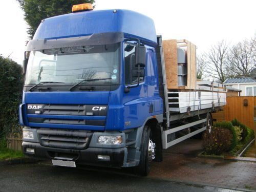DAF CF - 65 camion plate-forme