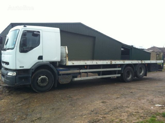 RENAULT PREMIUM 320 DCI camion plate-forme