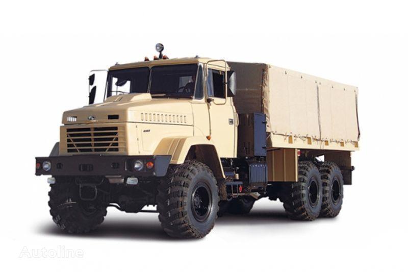 KRAZ 6322 camion plateau ridelles