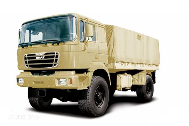 KRAZ V6.2MEH camion plateau ridelles