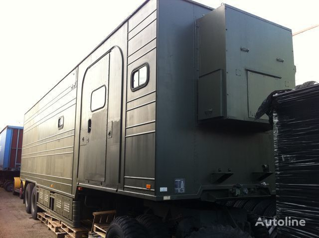 GRAUBREMSE caravane