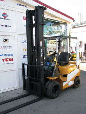 TCM FG10C19 chariot élévateur