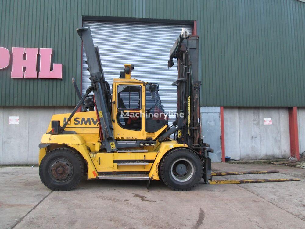 SMV Konecranes 10-600A chariot porte-conteneur