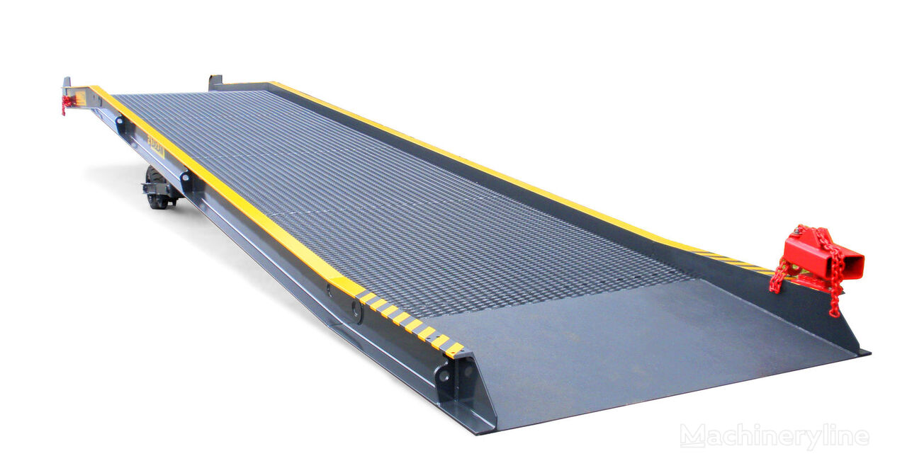 MOBILE RAMP RM.07 rampe de chargement mobile neuf
