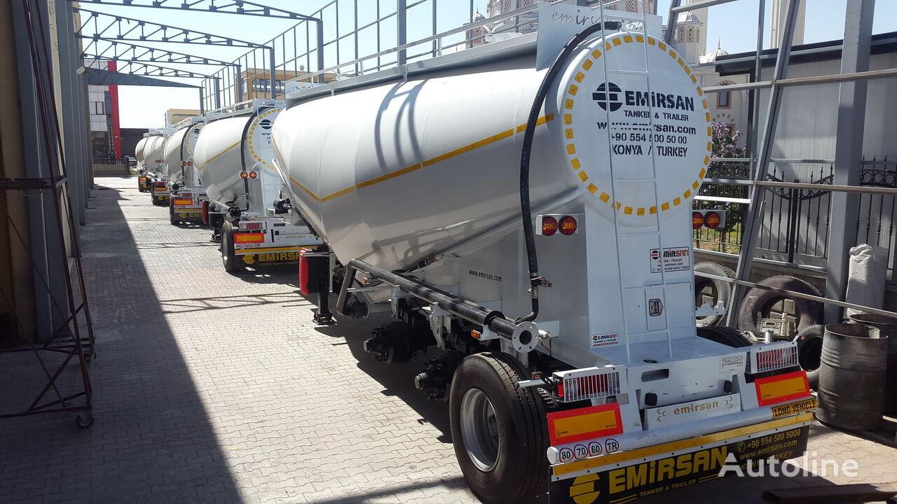 EMIRSAN Manufacturer , Direct from Factory .. citerne de ciment