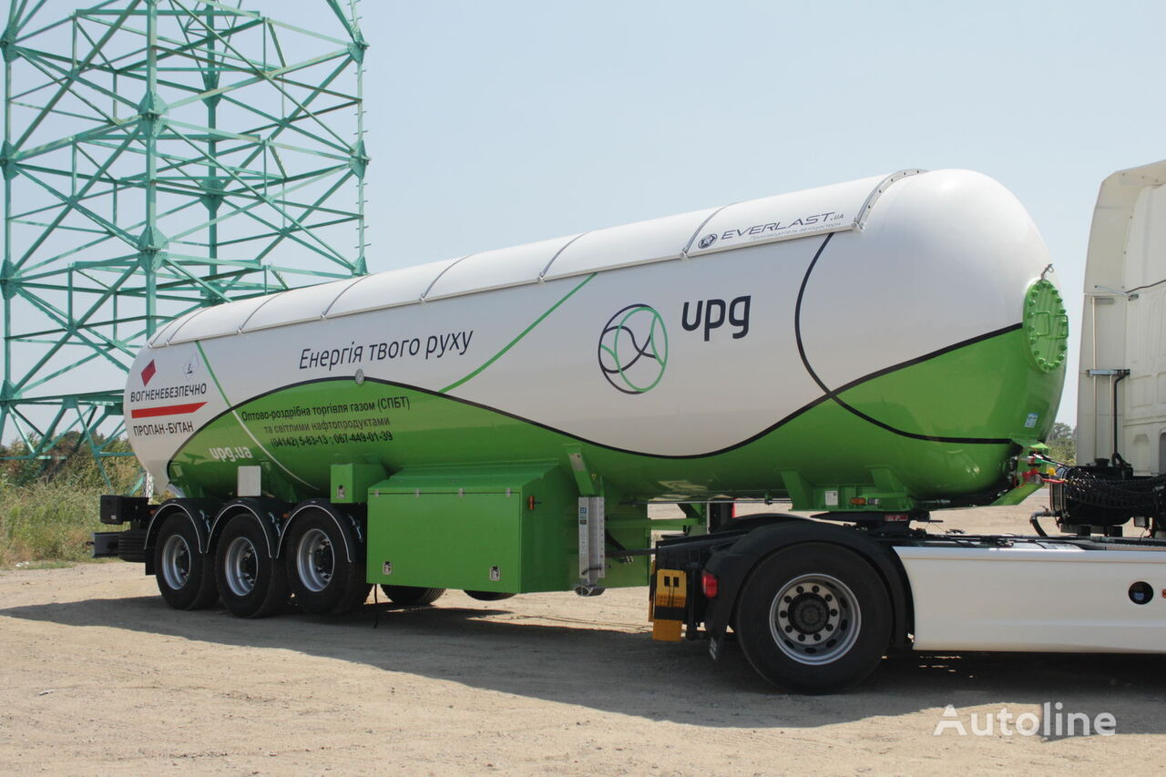 EVERLAST LPG citerne de gaz neuf