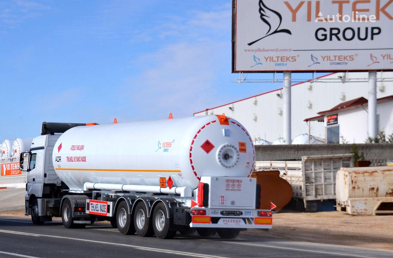 YILTEKS LPG TRAİLER - ADR citerne de gaz neuf