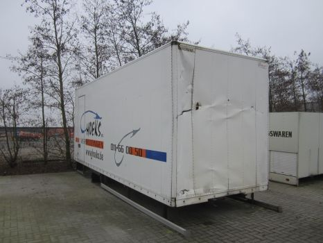 DIVERSE container carrosserie fourgon