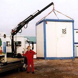 HIAB 033 T grue auxiliaire neuf