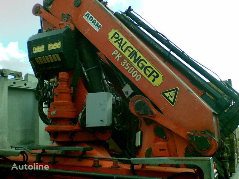 PALFINGER PK - 35000  ( Avstriya ) grue auxiliaire