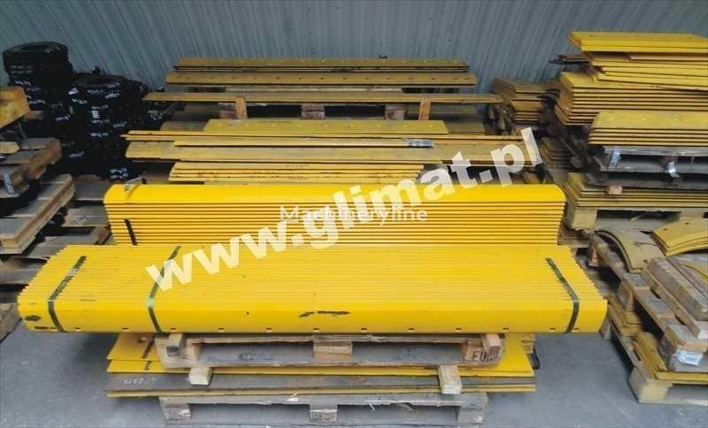 CATERPILLAR D6 lame de bulldozer neuf