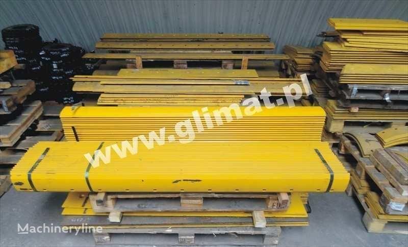 KOMATSU D65 lame de bulldozer neuf