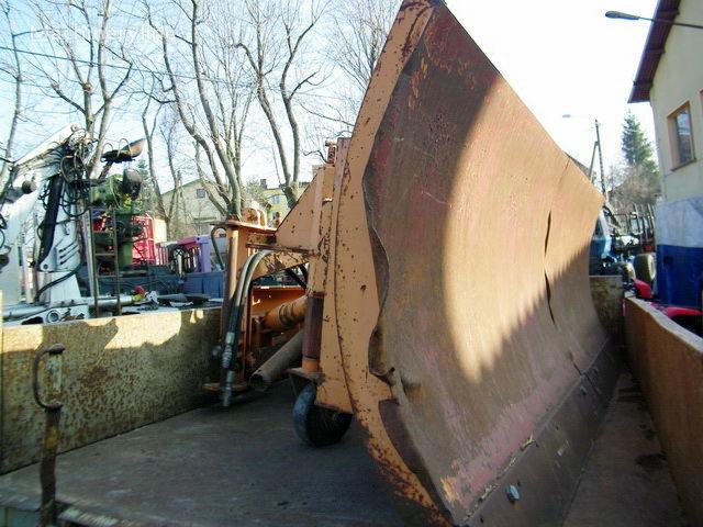 PŁUG MULLER MURO lame de bulldozer