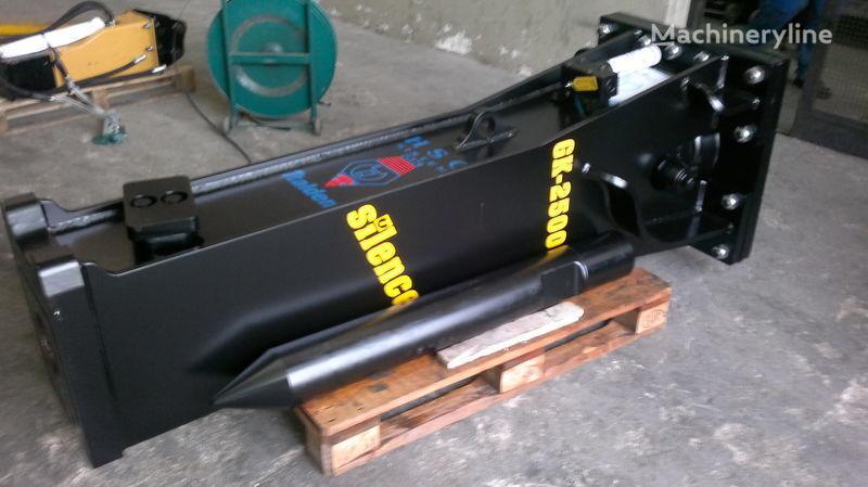 STAR Hammer G 2500S marteau hydraulique neuf