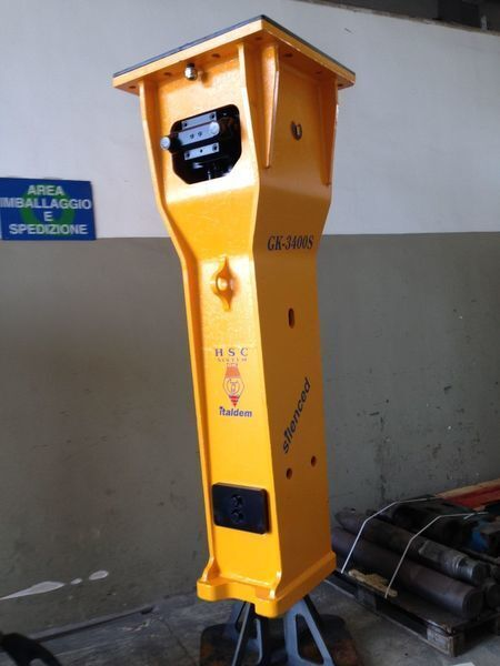 ITALDEM GK 3400S marteau hydraulique neuf