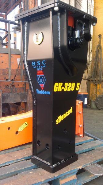 ITALDEM GK 320S marteau hydraulique neuf