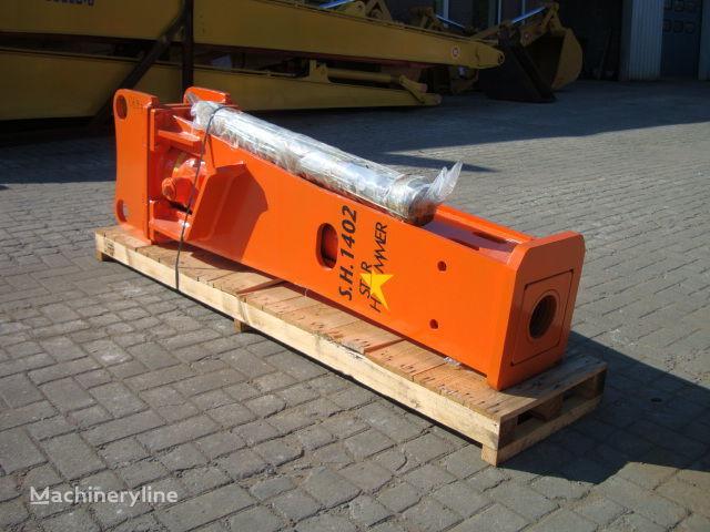 STAR Hammer SH 1402 marteau hydraulique