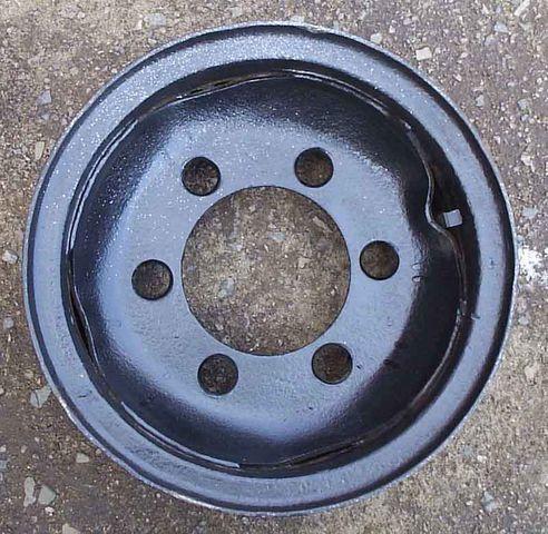 8,25-15 disque de roue pour chariot élévateur