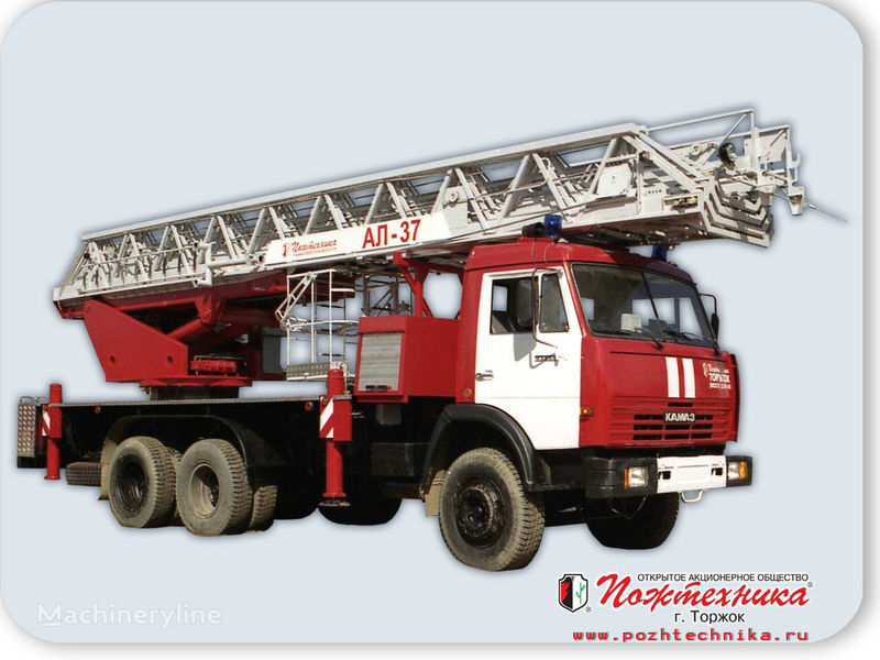KAMAZ AL-37 auto-échelle