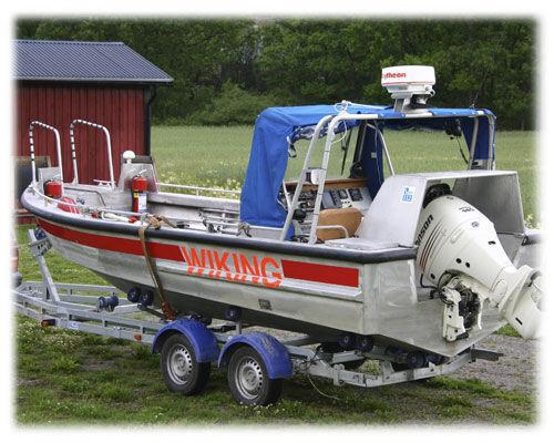 Fireboat autre machine communale