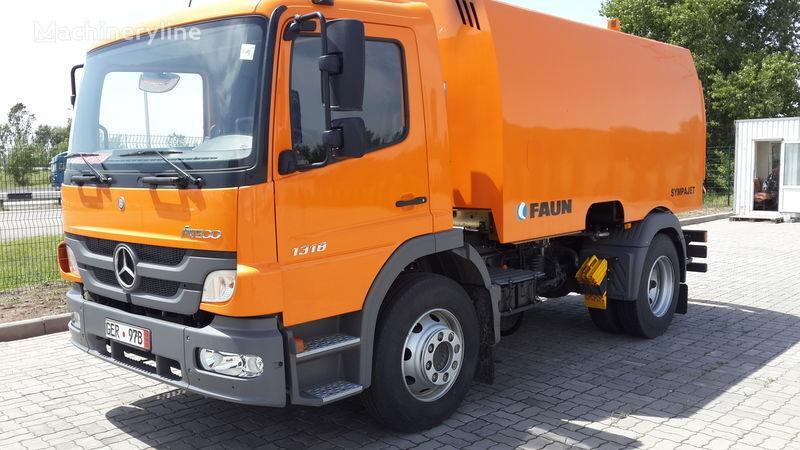 FAUN VARZ-MV-1318-06 balayeuse neuf