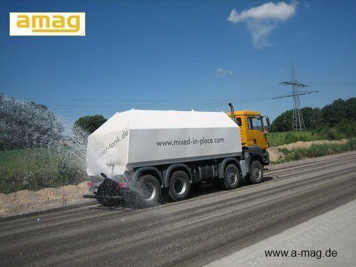 MAN Wasserwagen MAN TGA 41.480 - 8x8 balayeuse