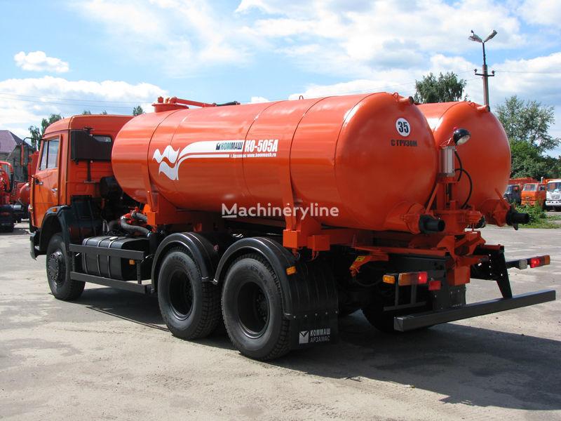 KAMAZ Vakuumnaya mashina KO-505A camion aspirateur