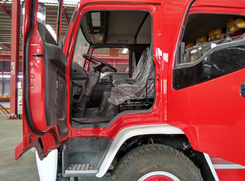 Vente des isuzu ql1070a1 camions de pompier voiture de pompier vehicule pom - Vente camion pompier ...