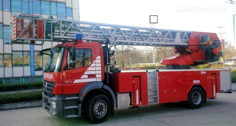 vente des mercedes benz metz l39 fire truck. Black Bedroom Furniture Sets. Home Design Ideas