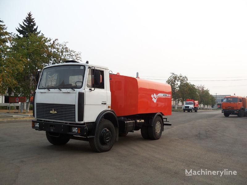 MAZ KO-514-1 camion hydrocureur
