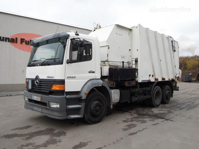MERCEDES-BENZ Atego 2528 FOR PARTS camion poubelle