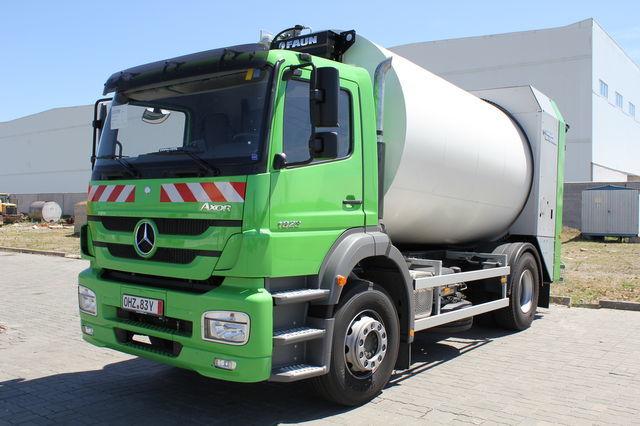 VARZ-MV-1823-16 camion poubelle neuf