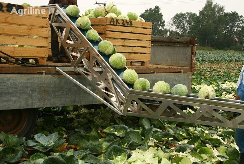 GRIMME Transporter dlya uborki kapusty arracheuse de pommes de terre neuf