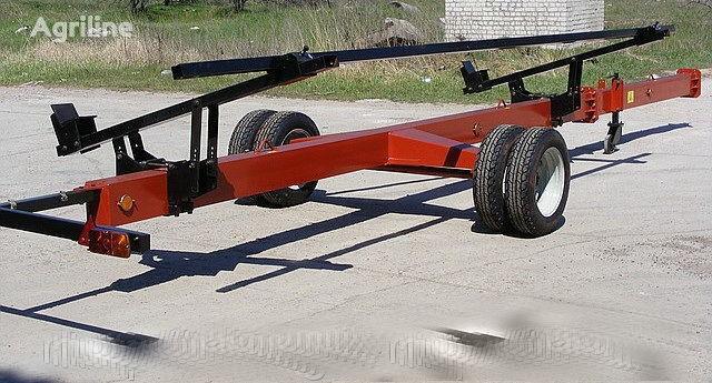 Telezhka VTZh.Universalnaya.( 6m-12m) 2017g chariot de coupe neuf