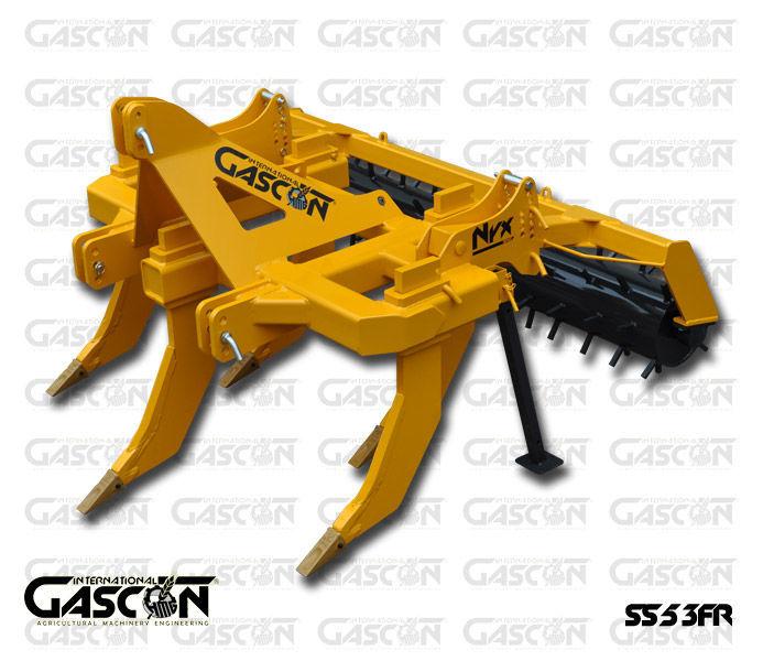 GASCON  Glubokoryhlitel Gascon SS-5-3FR (150-210 l.s.) chisel neuf