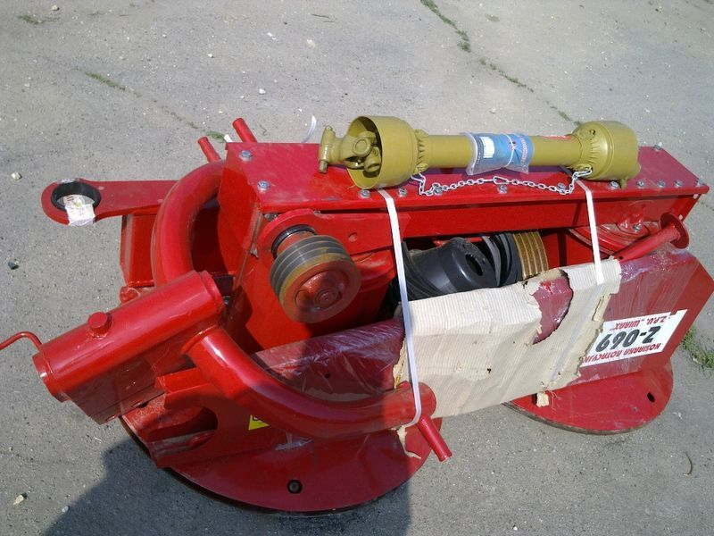 Rotornaya kosilka Z-169, Z-069, Z-173 pr-vo Polsha faucheuse neuf