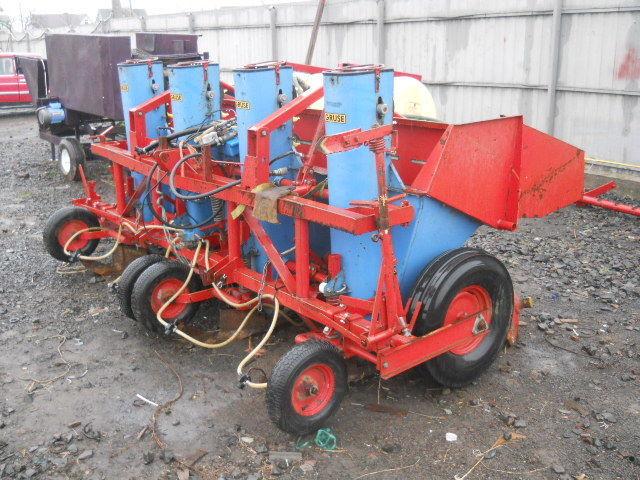 Gruse VL 19 planteuse de pomme de terre