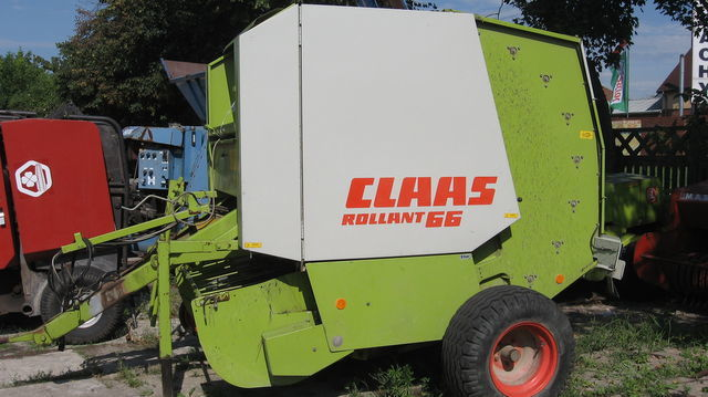 CLAAS ROLLANT 66,62.44.46 presse ronde