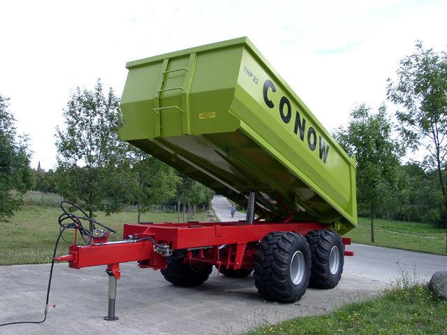 CONOW THP 22 remorque agricole neuf