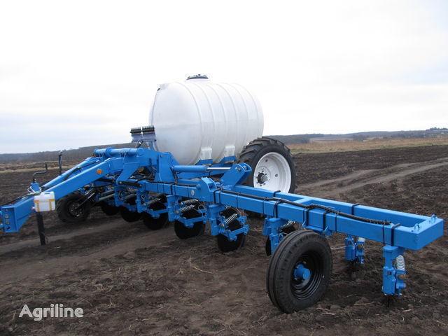 BOGUSLAV PZhU-5000-10 tonne à lisier neuf