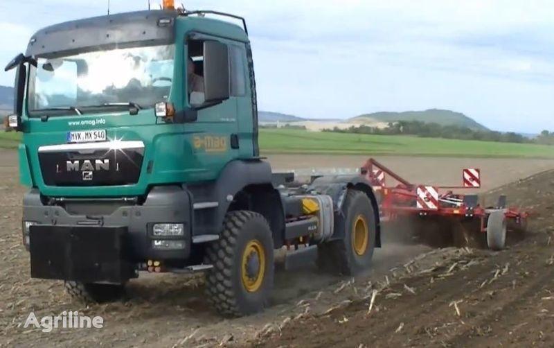 FENDT man-trac.ru tracteur à roues