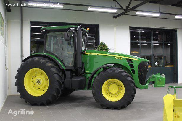 JOHN DEERE 8320R tracteur à roues neuf
