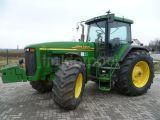 JOHN DEERE 8410 tracteur à roues