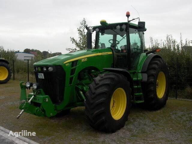 JOHN DEERE 8530 tracteur à roues