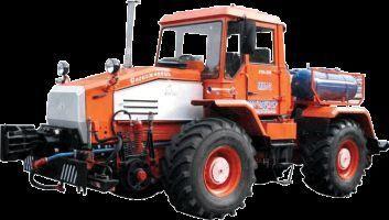 MMT-2  Manevrovyy motovoz na baze traktora HTA-200  tracteur à roues