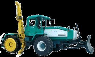 SMR-3 Specializirovannaya mashina dlya remontno-stroitelnyh rabot  tracteur à roues