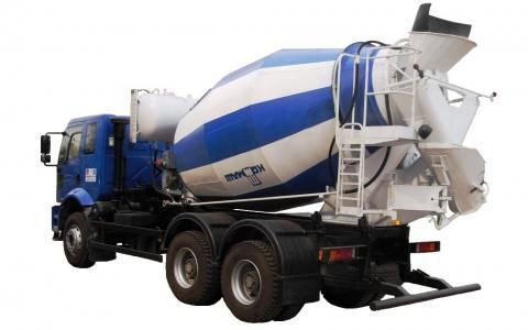 FORD CARGO 3430 D camion malaxeur