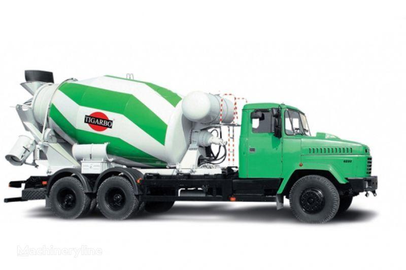 KRAZ 6233P4-TIP2  camion malaxeur